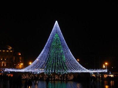 Christmas Tree Vinius