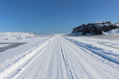 Road to Dyrholaey