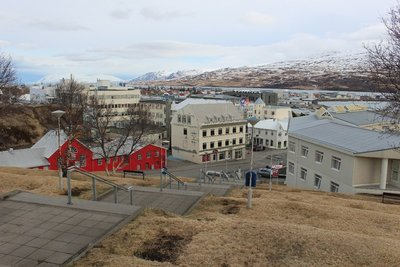 View Over Akureyri