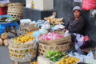 Flowers Amlapura Market