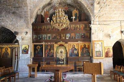 Interior Agia Kyriaki
