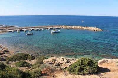 Agios Georgios Harbour