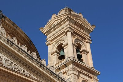 Bell Tower Il Mosta