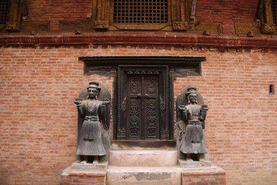 Doorway at the Royal Palace