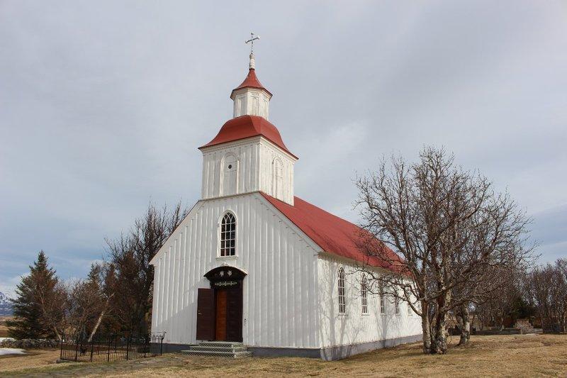 Modruvellir Church