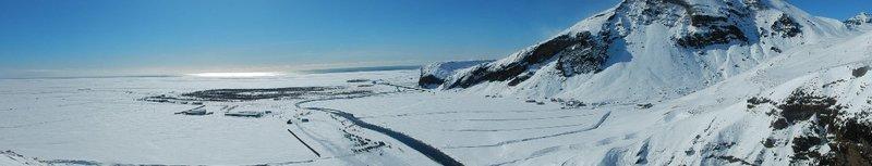 Skogafoss Panorama