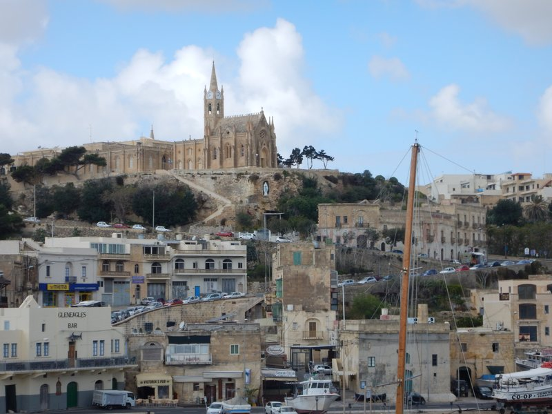 Church in Mgarr
