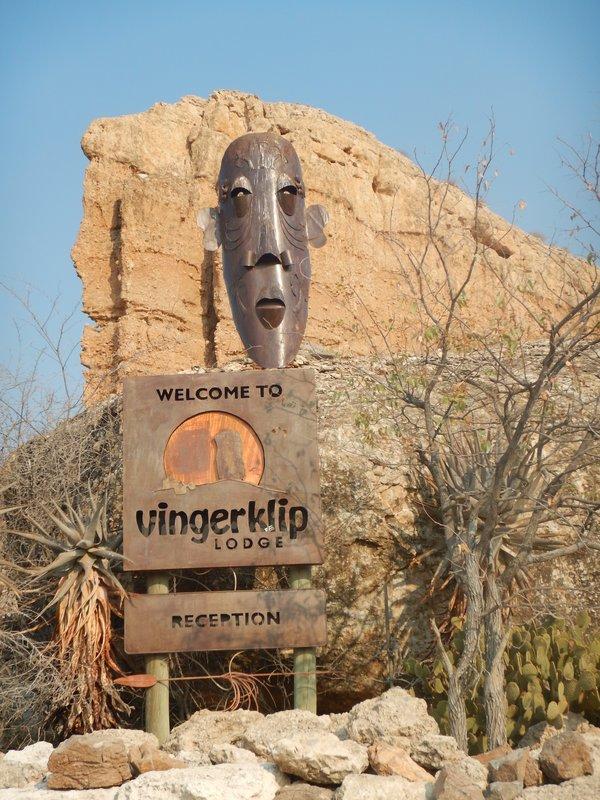 The Vingerklip Lodge