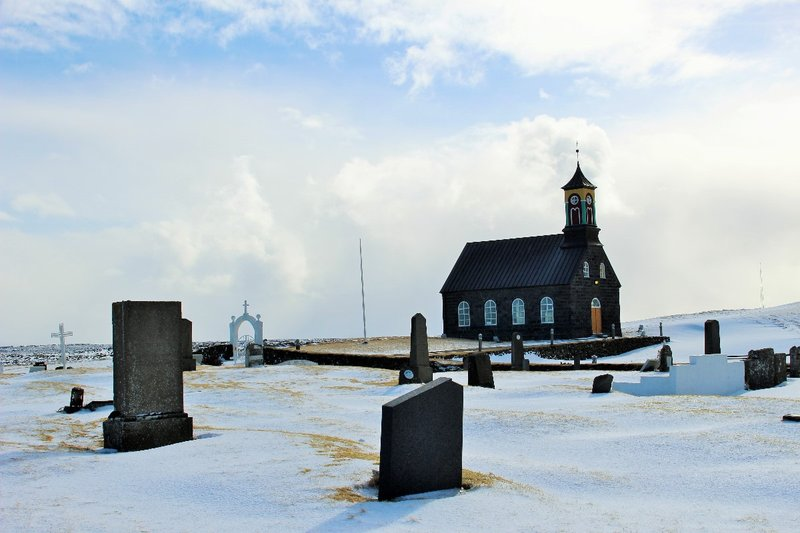 Church at Hvalsnes