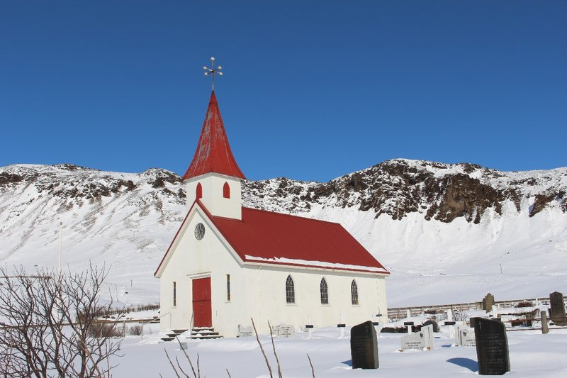 Church at Reynisfjara