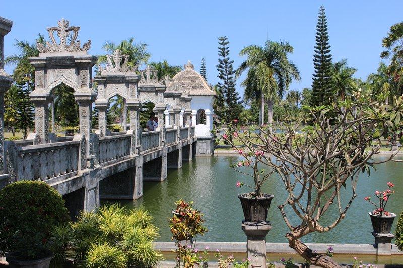 Taman Ujung Water Palace