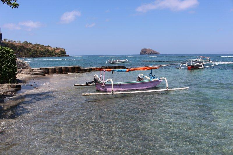 Candidassa Beach