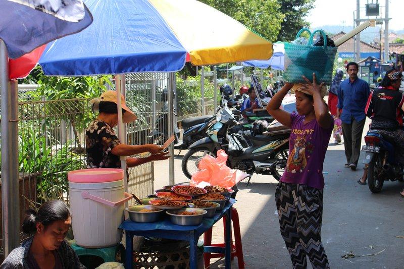 Produce Market Amlapura