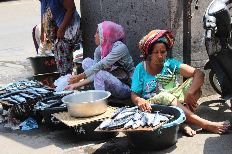 Fish Market Amlapura