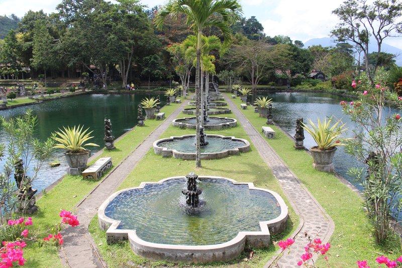 Fountains Tirta Gangga