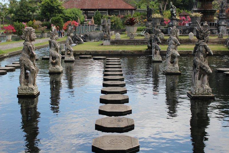 Water Gardens Tirta Gangga