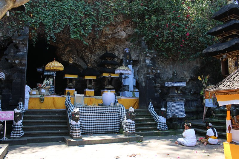 Goa Lawah Bat Cave Temple