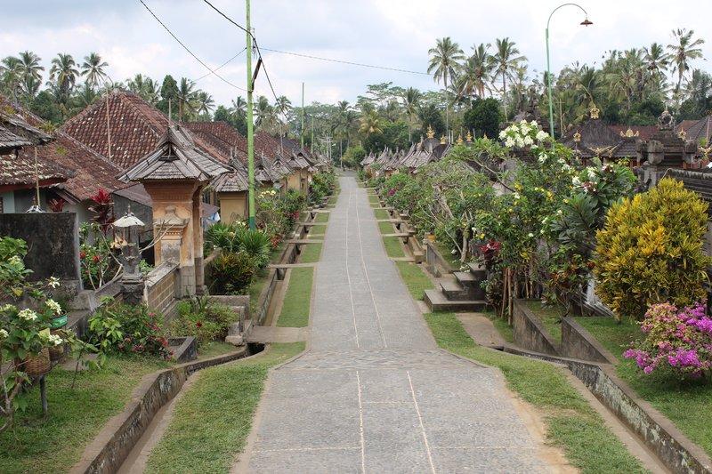 Penglipuran Street