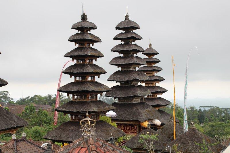 Temple Pagodas