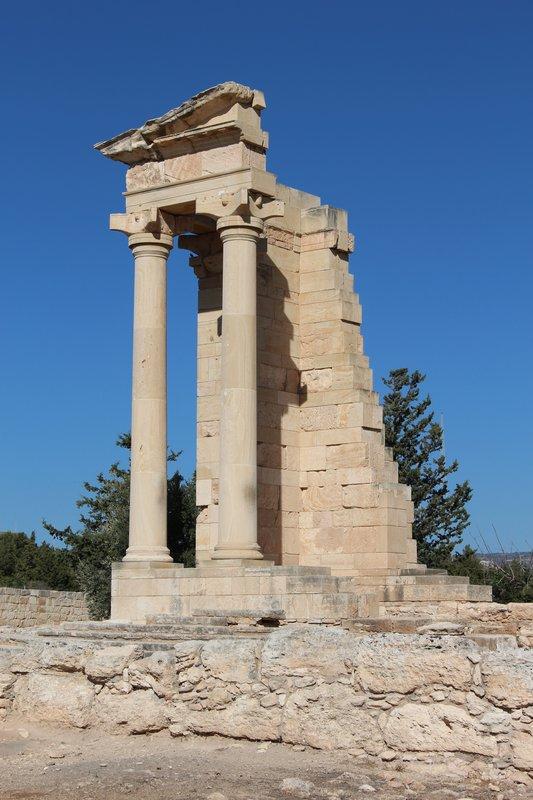 Aphrodites Temple