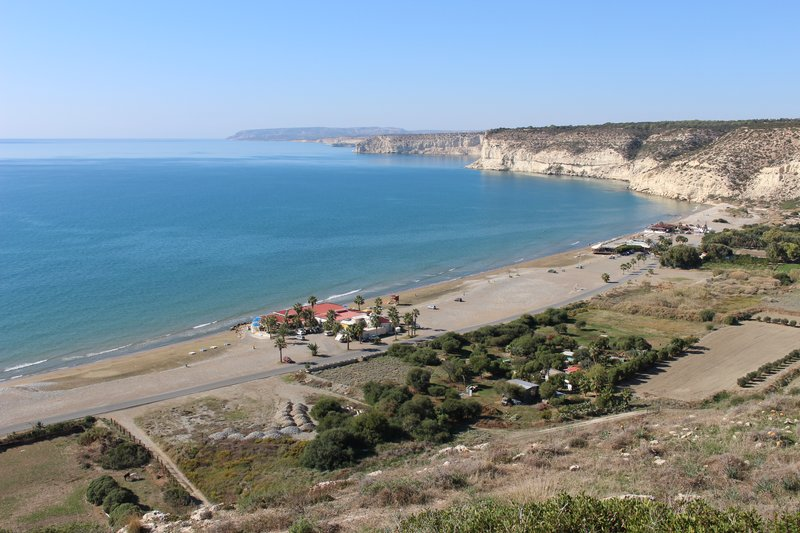 View from Kourion
