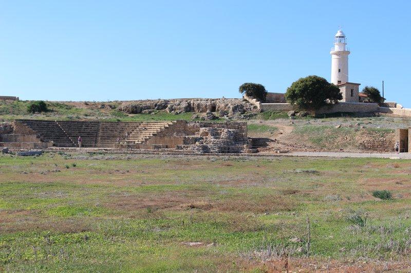 Amphitheatre Kato Paphos
