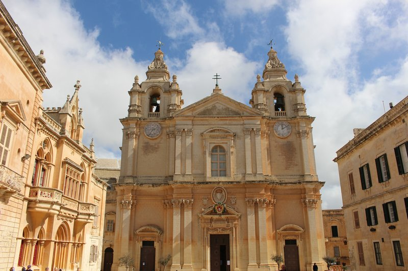 St Paul's Cathedral - Mdina