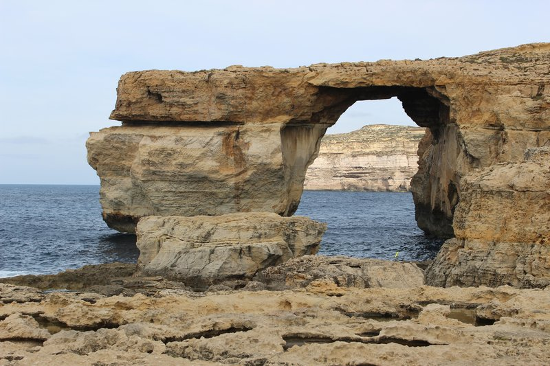 The Azure Window Dwejra