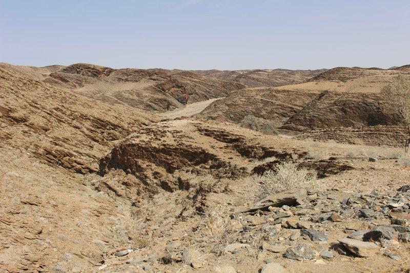 The Kuiseb Pass
