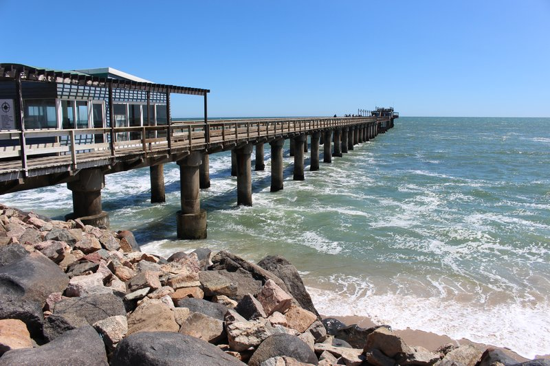 The Jetty, Swakopmund