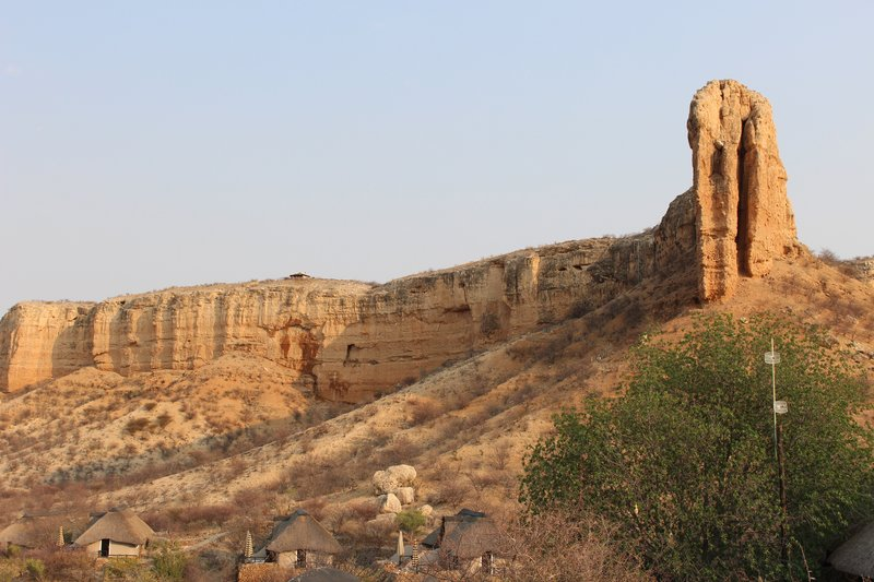 Rocky Escarpment