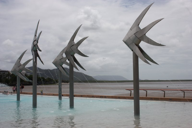 Cairns Esplanade Pool