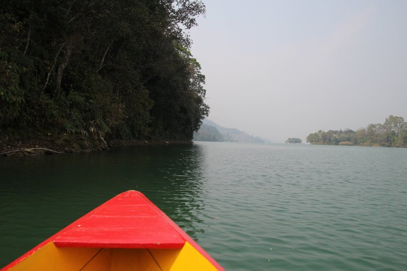 Hire Boat on Phewa Lake