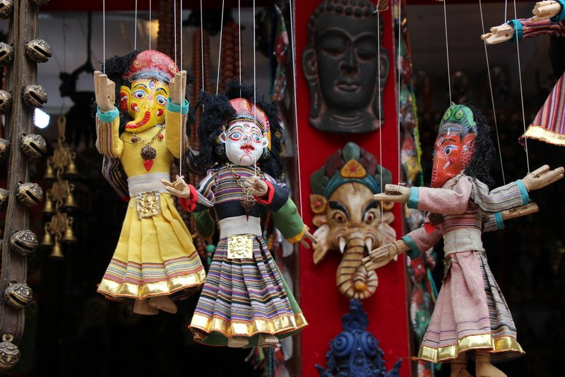 Bhaktapur Puppets