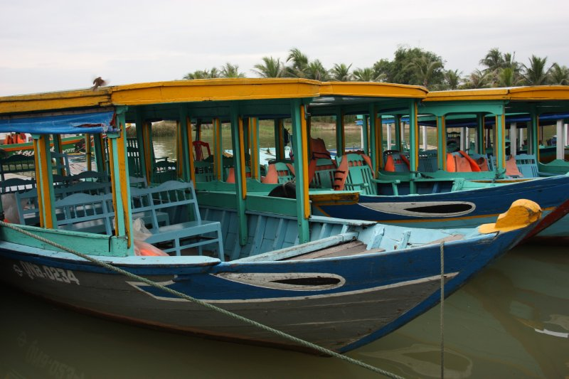 River Boats