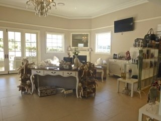 Luxury reception at Pet Retreat