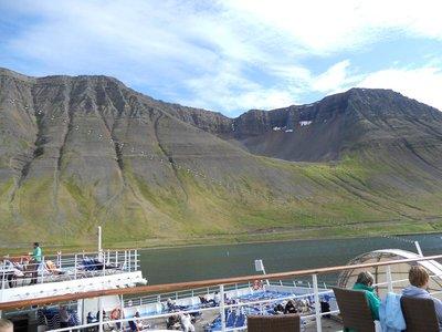 Troll's Seat, Isafjord