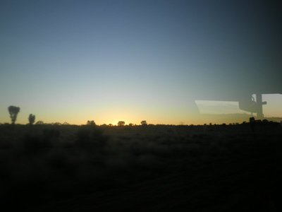 Yulara at Sunrise
