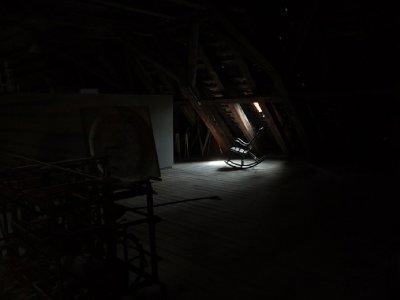 Tycho Brahe's workspace