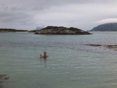 Brave Swimming