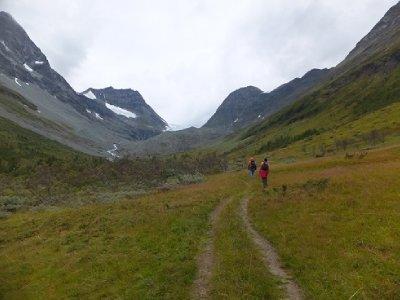 Norwegian Glacier