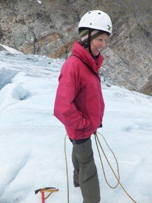 Exploring Glacier