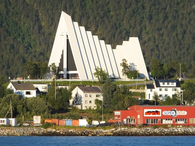 The Arctic Cathedral, Tromsø