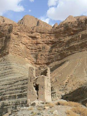 Ruin near Gordes de Dades