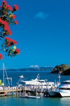 Paihia, North Island, New Zealand
