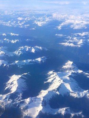 Alaska From The Sky