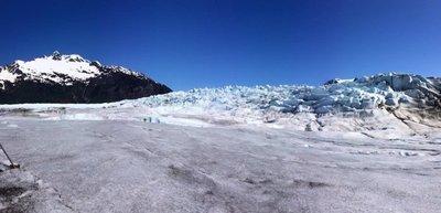Medenhall Glacier, Juneau Alaska