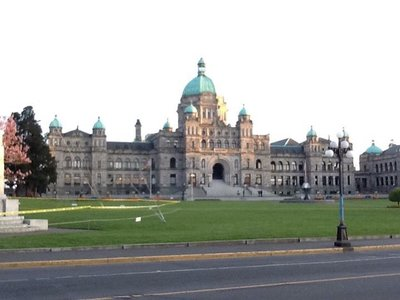 Government House, Victoria BC