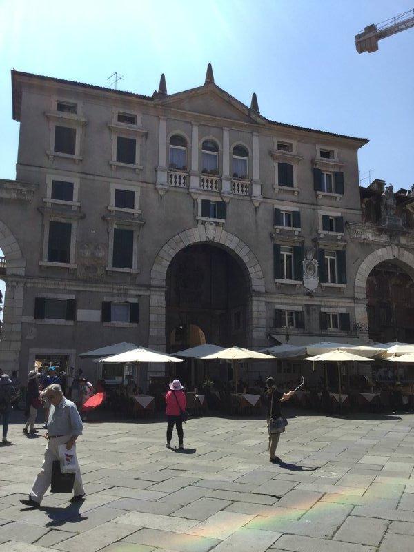 Piazza dei Signori - Verona