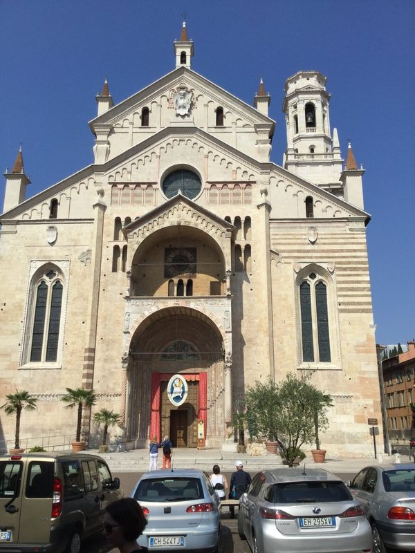 Church in Verona
